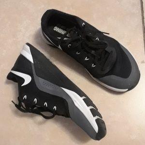 Nike training shoes size 7